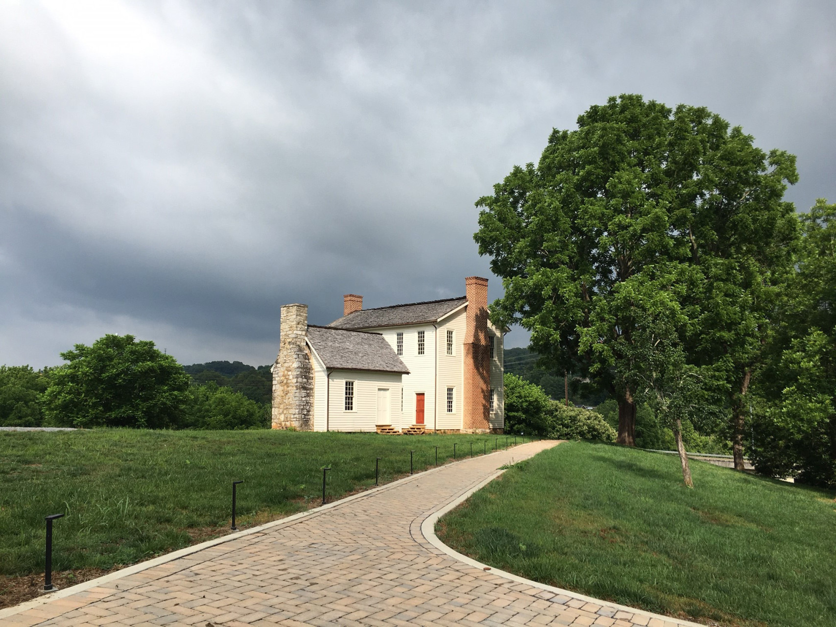 Sabine Hill State Historic Site Restoration