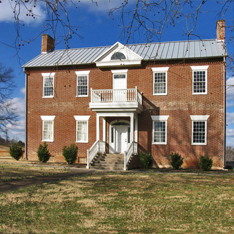 Colonel John Williams House Restoration