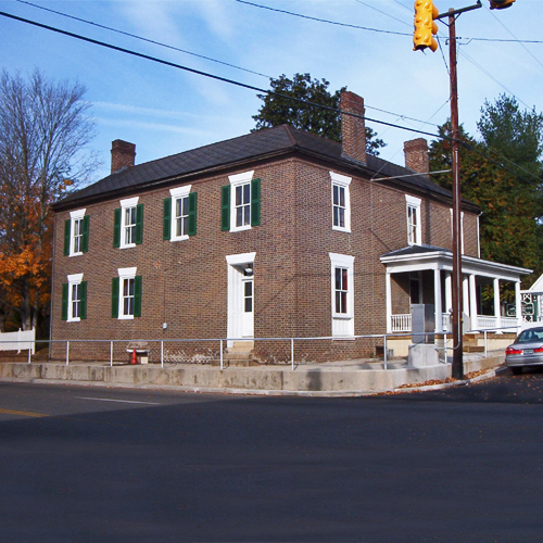 Historic Nance House Arts and Heritage Center