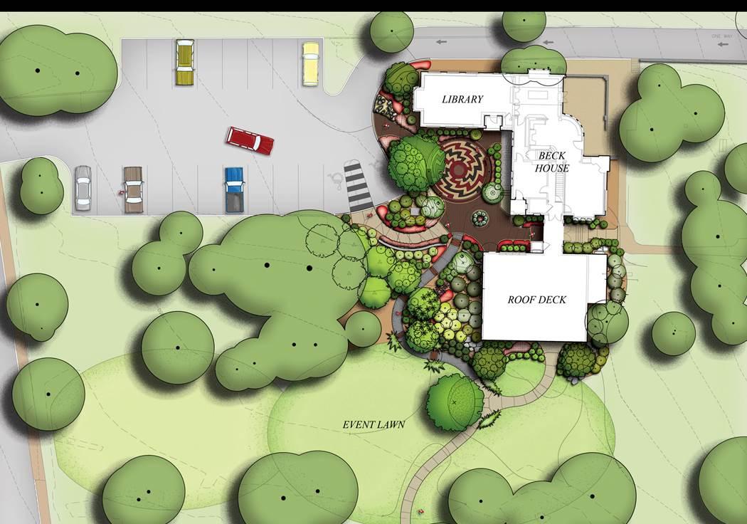 Site Plan | Building Expansion Plan