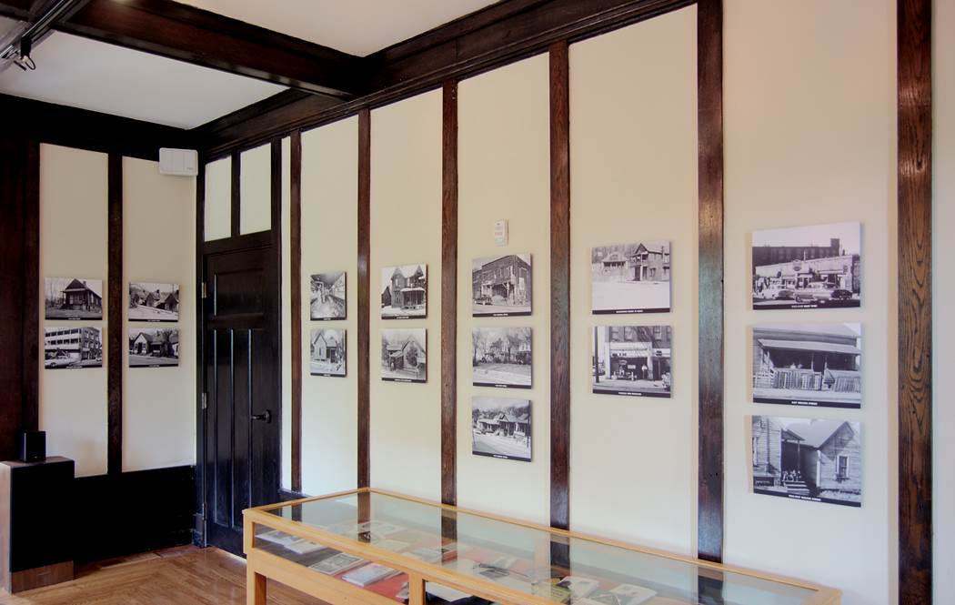 Historic Dining Room | New Exhibit Hall