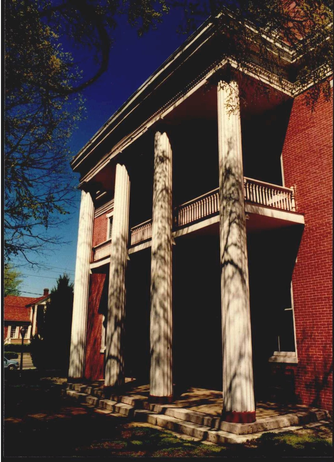Historic Roane County Courthouse